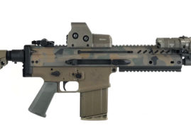 TFB Review: How To Build A Pistol SCAR17Shorty With Imperial Arms Co's CYPHER X –