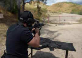 What effect does shooting has on one's health (hearing, lungs, eyes)?